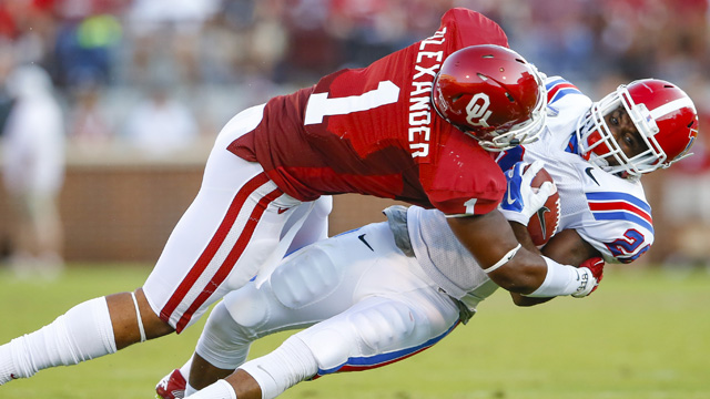 NCAA Football: Louisiana Tech at Oklahoma