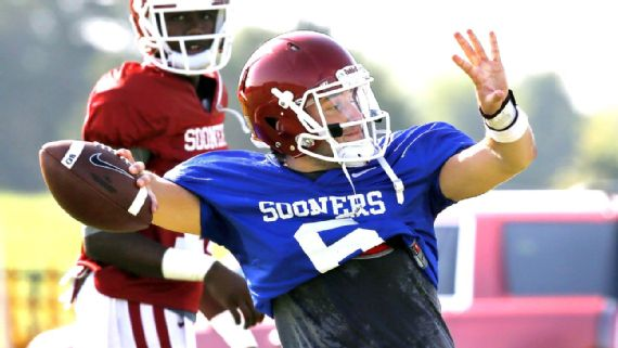 Baker Mayfield Oklahoma Sooners 2