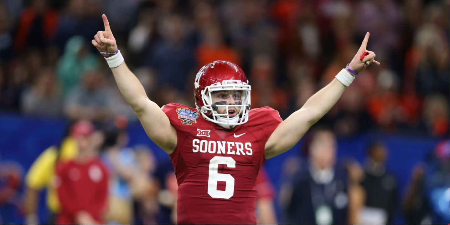 Oklahoma Sooners Baker Mayfield